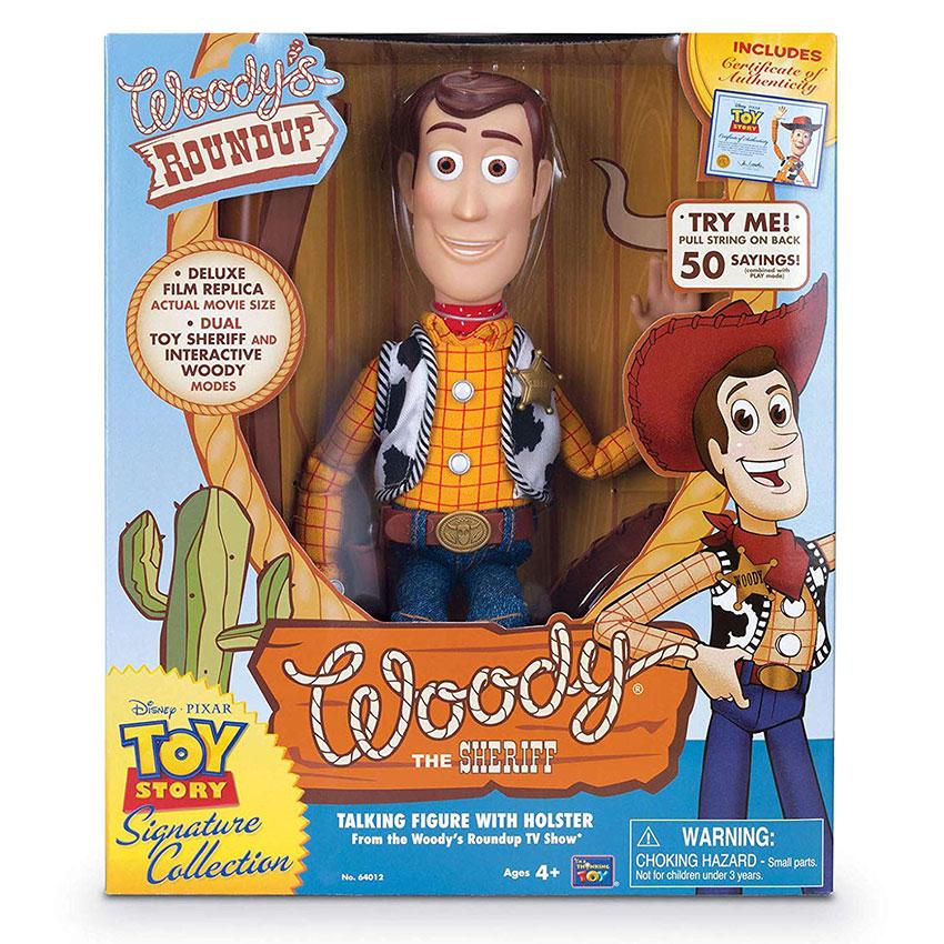 Muñeco de Woody realista Toy Story