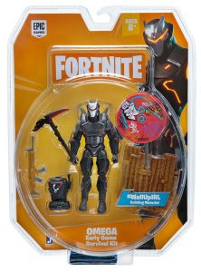 Muñeco de Fortnite Early Game Survival Omega