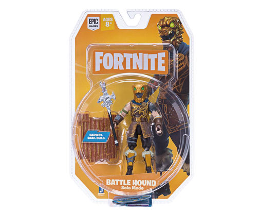 Muñeco de Fortnite Jazwares Battle Hound