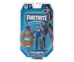 Muñeco de Fortnite Jazwares Dark Bomber