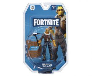 Muñeco de Fortnite Jazwares Raptor