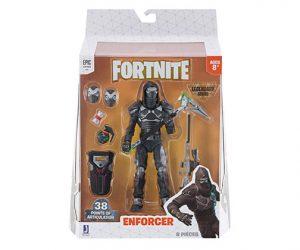 Muñeco de Fortnite Jazwares Legendary Series Enforcer