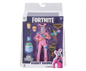 Muñeco de Fortnite Jazwares Legendary Series Rabbit Raider