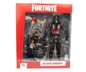 Muñeco de Fortnite McFarlane Black Knight
