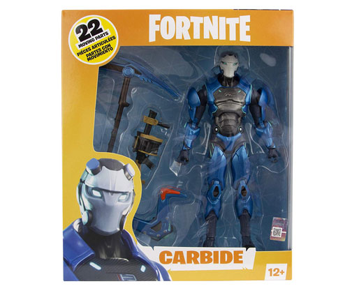 Muñeco de Fortnite McFarlane Carbide