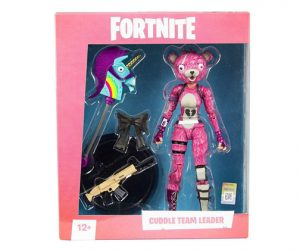 Muñeco de Fortnite McFarlane Cuddle Team Leader