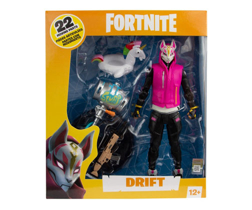 Muñeco de Fortnite McFarlane Drift