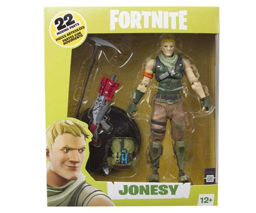 Muñeco de Fortnite McFarlane Jonesy