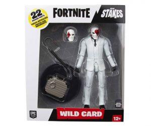 Muñeco de Fortnite McFarlane Wild Card