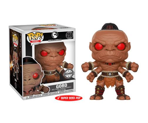 Muñeco de Mortal Kombat Goro Funko Pop