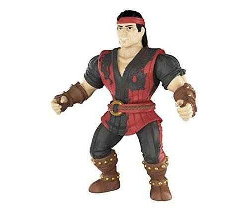 Muñeco Mortal Kombat Liu Kang Funko