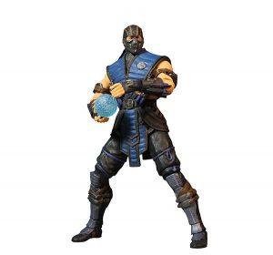 Muñeco de Mortal Kombat Mezco Sub-Zero