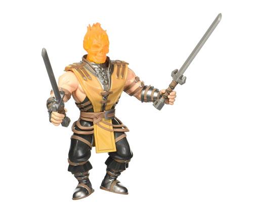 Muñeco Mortal Kombat Scorpion Funko
