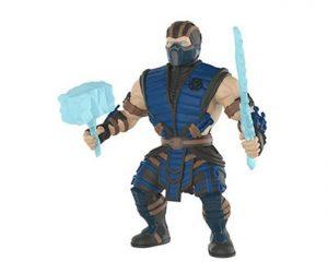 Muñeco Mortal Kombat Sub Zero Funko