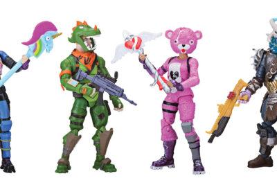 Muñecos de Fortnite