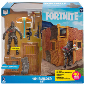 Muñecos Fortnite 1x1 Builder Set