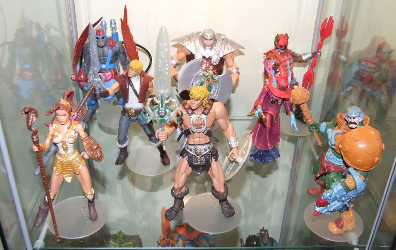 Muñecos de He-Man Masters of the Universe Modern Series (200X)