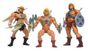 Muñecos de He-Man