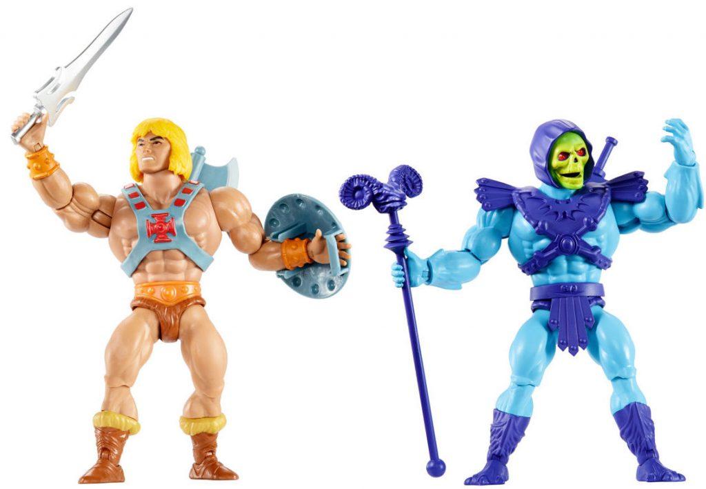 Muñecos de He-man MOTU Origins