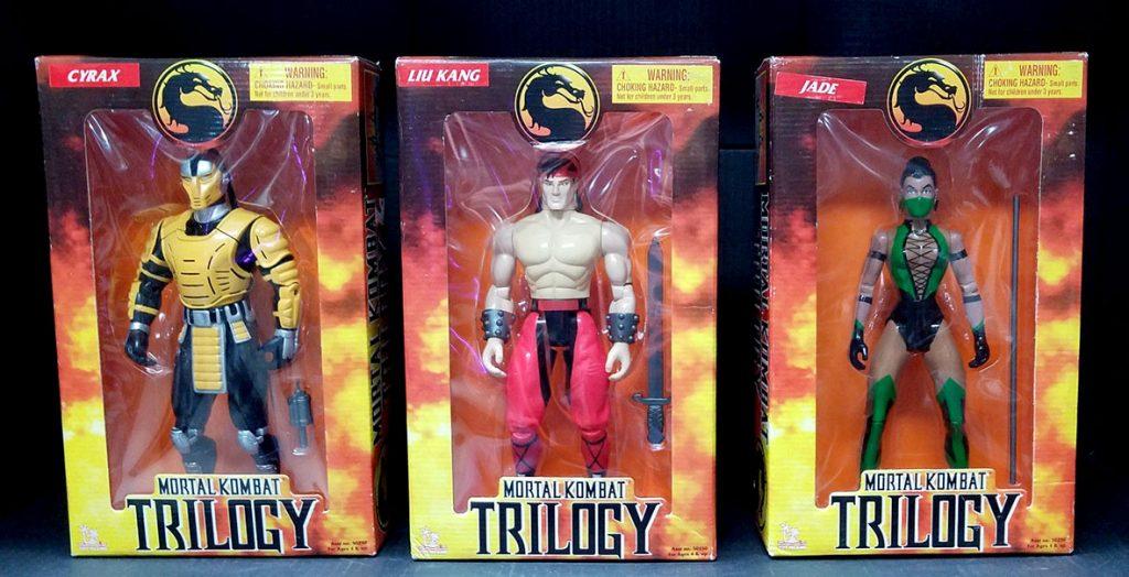 Muñecos de Mortal Kombat de 12 pulgadas de Toy Island
