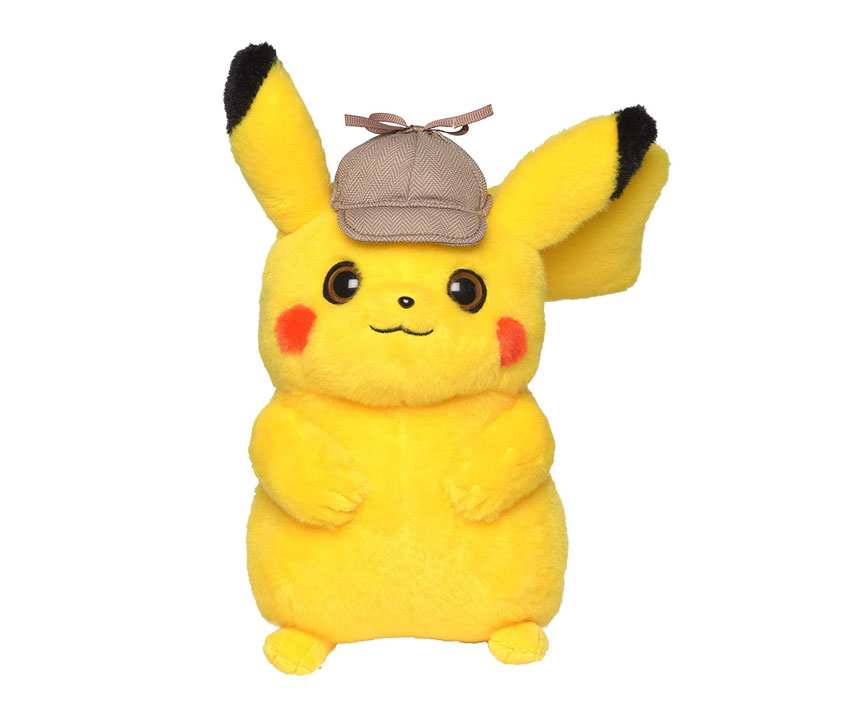 Peluche de Detective Pikachu