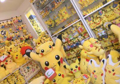 Muñecos y peluches de Pikachu