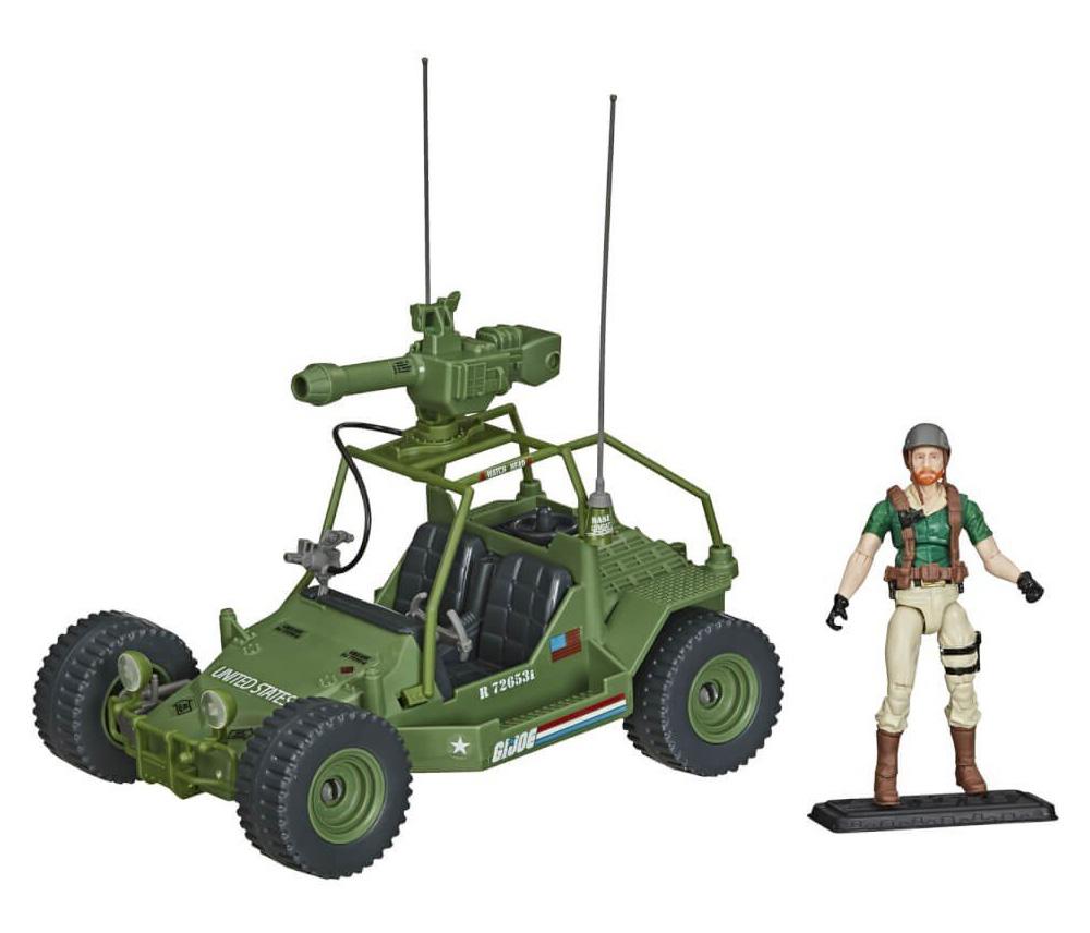 G.I.Joe Retro Collection: A.W.E. Striker