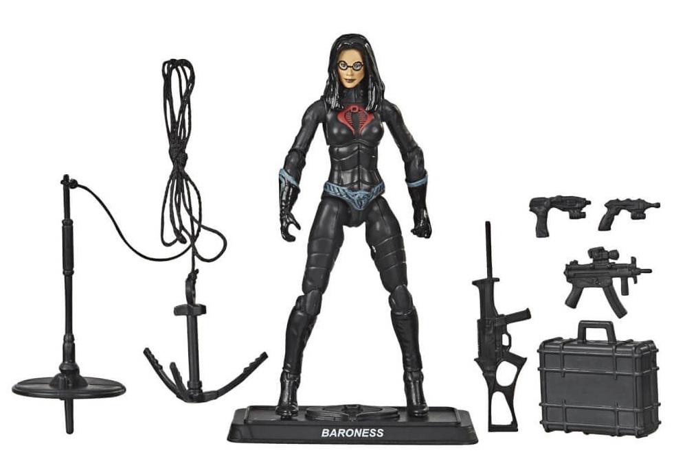 G.I.Joe Retro Collection: Baroness