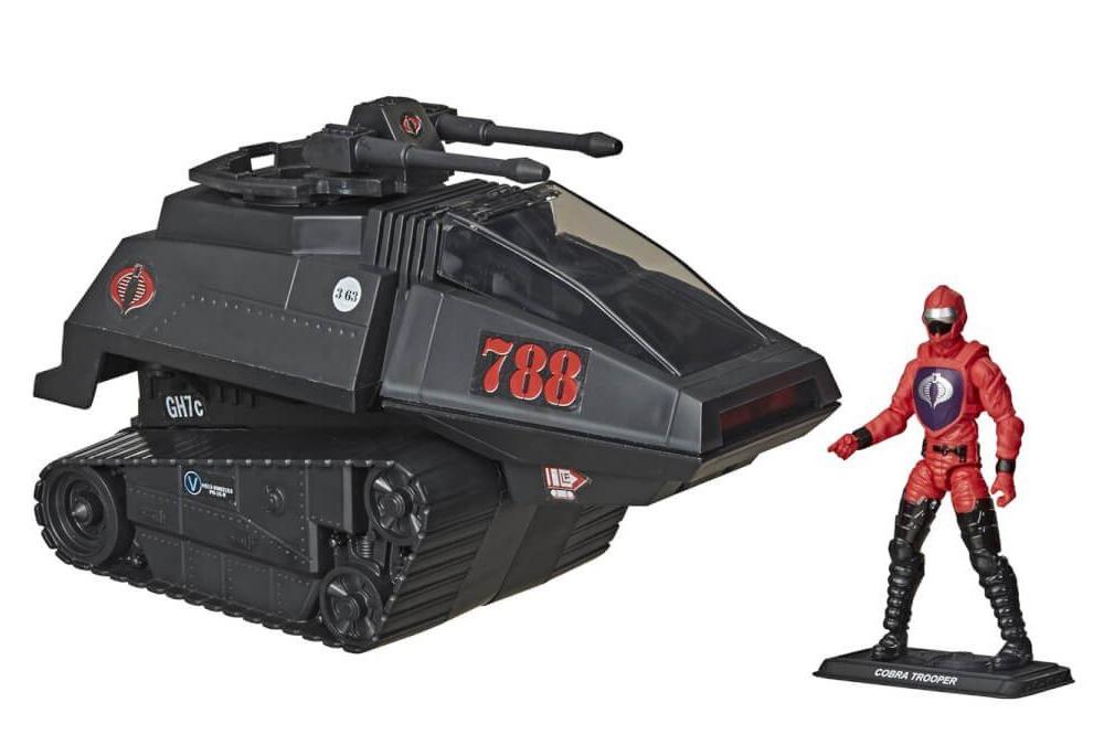 G.I.Joe Retro Collection: Cobra H.I.S.S.