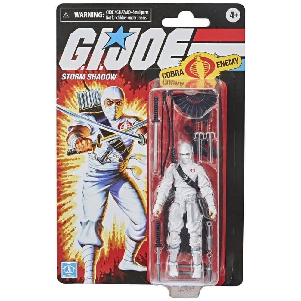 G.I.Joe Retro Collection: Storm Shadow en blister