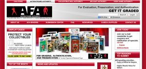 La AFA: Action Figure Authority