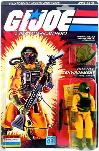 Airtight G.I. Joe