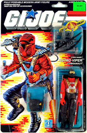Astro Viper G.I. Joe