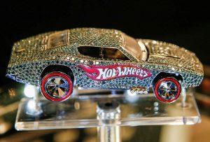 Autos Hot Wheels más caros