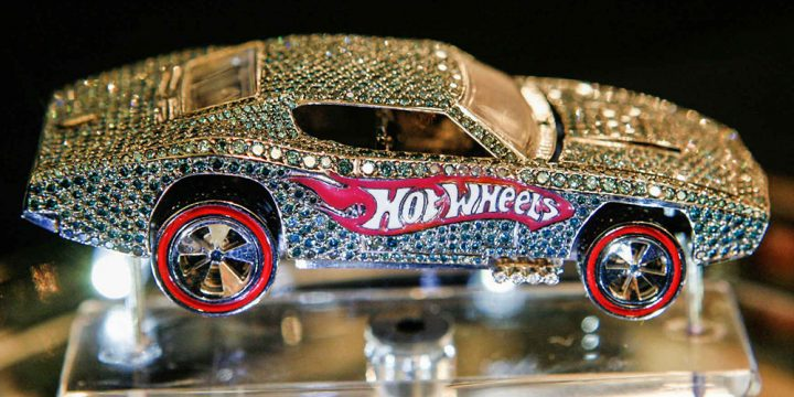 Los 10 autos de Hot Wheels más caros del mundo