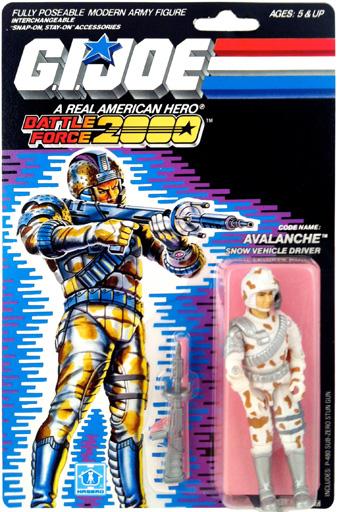 Avalanche G.I. Joe
