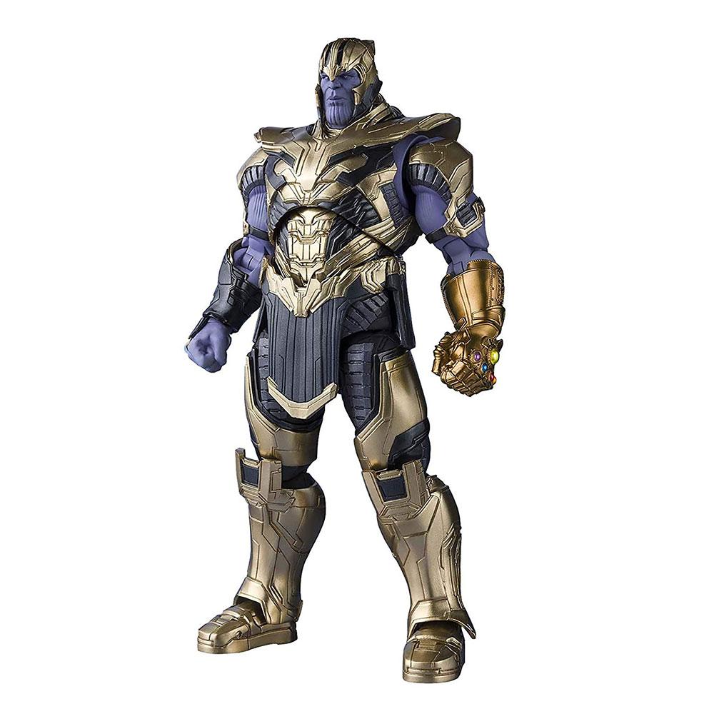 Muñeco de Thanos S.H. Figuarts Bandai