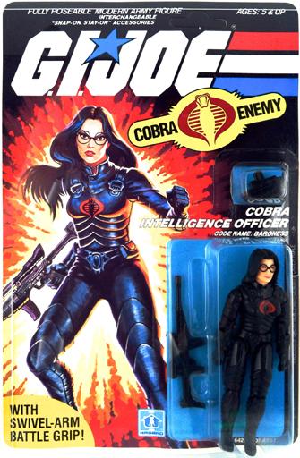 Baroness G.I. Joe