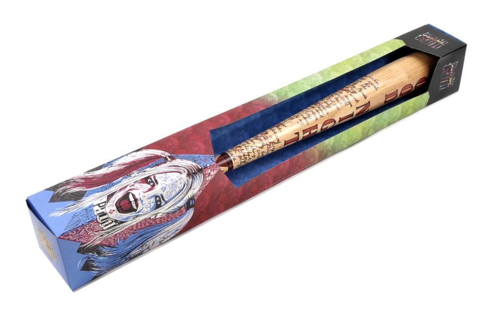 Réplica del bate de baseball de Harley Quinn