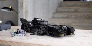 Batimóvil de LEGO 1989