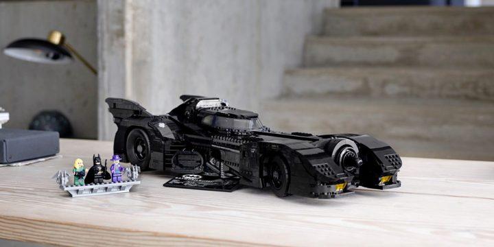 Batimóvil LEGO de 1989