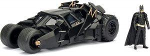 Batimóvil de juguete de Batman Begins