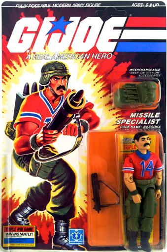 Bazooka G.I. Joe