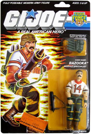 Bazooka v2 G.I. Joe