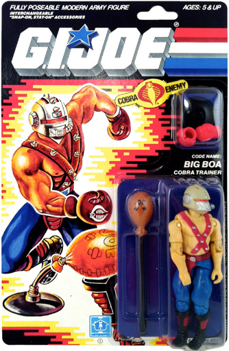 Big Boa G.I. Joe