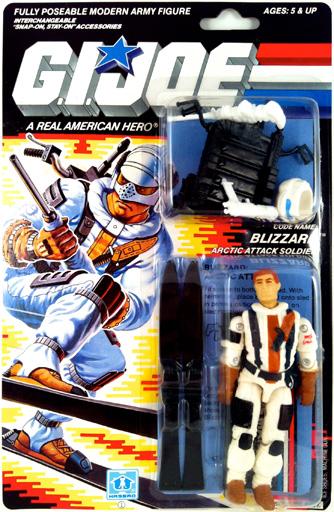 Blizzard G.I. Joe