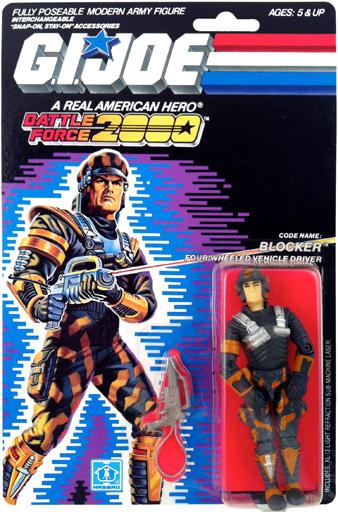 Blocker G.I. Joe