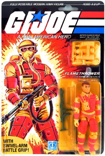 Blowtorch G.I. Joe