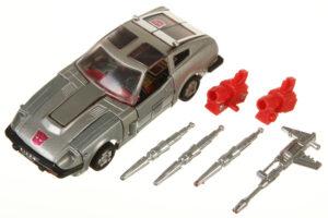 Bluestreak Transformers G1