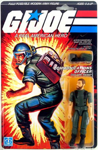 Breaker G.I. Joe